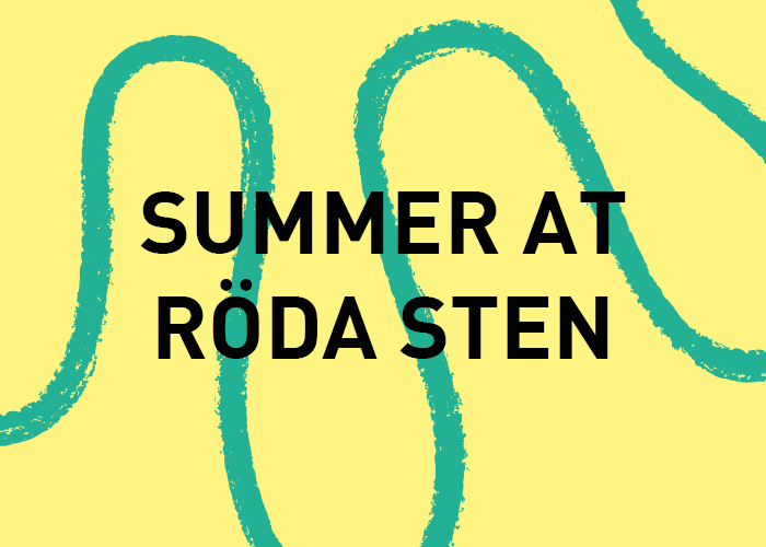 Summer at Röda Sten 2020